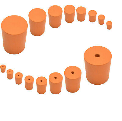 RUBBER BUNG, RUBBER STOPPER VARIOUS SIZES, From Size 11 To Size 40