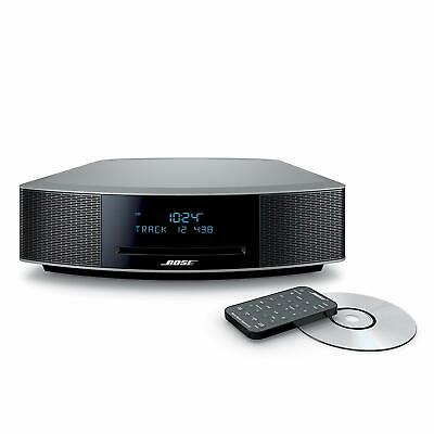 Brand New Bose Wave System IV - Platinum Silver #737251-1310