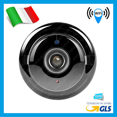 Telecamera 1080P Micro Camera Spia Nascosta Cam Motion Detection Hd Wifi Cimice