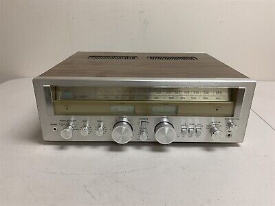 Vintage SANSUI G-3000 Pure Power STEREO RECEIVER