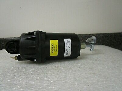 Johnson Controls D-4073-5 Pneumatic Piston Damper Actuator 25 PSIG