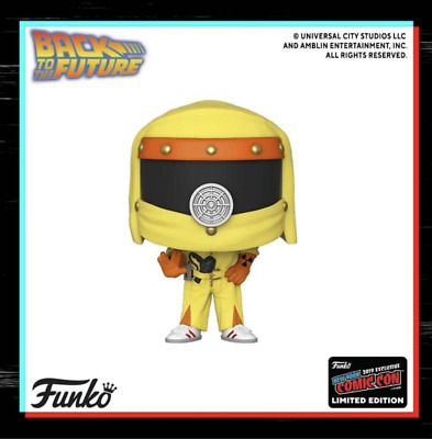 Funko Pop Marty McFly Back To The Future 2019 NYCC Shared Exclusive PREORDER