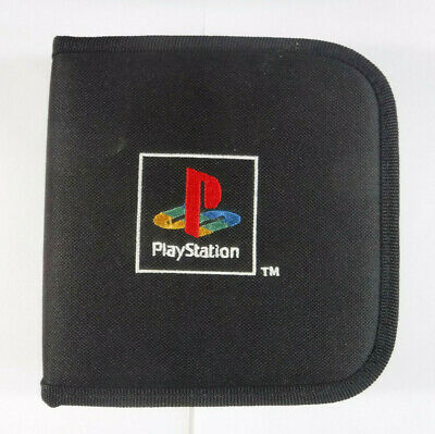 Sony Playstation Official PS1 Game Case CD Wallet Bag