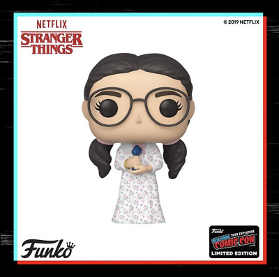 Funko Pop Vinyl Suzie Stranger Things Nycc 2019 Shared Exclusive  Preorder