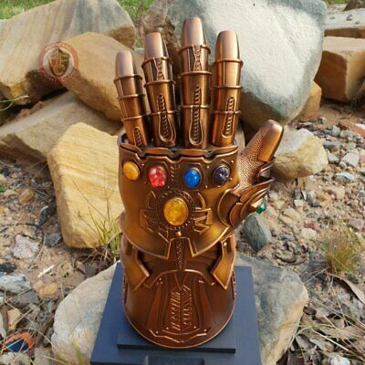 Thanos' Infinity Gauntlet from MARVEL's Avengers: Infinity War