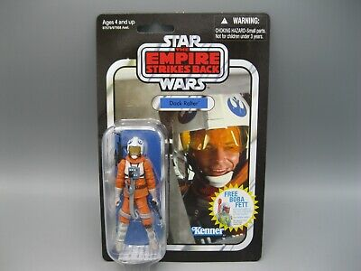2010 Star Wars The Empire Strikes Back Dack Ralter Action Figure VC07 NIB