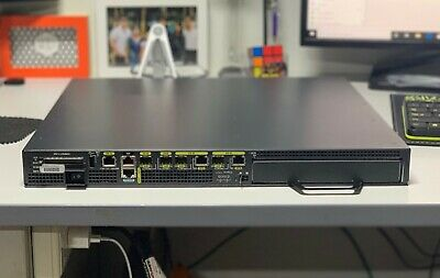 Cisco 7201 Router With Dual AC Power