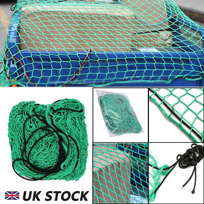 2 x 3M BUNGEE CARGO NET TRUCK BED MESH TRAILER NET FOR SUV TRUCK BED PICKUP LOAD