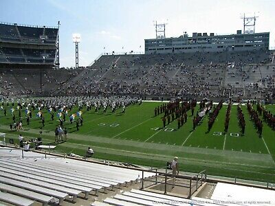 2 Penn state vs Purdue tickets Homecoming 40 yard line close to the field