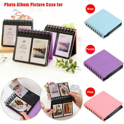 68 Pockets Photo Album For Fujifilm Instax Mini Film 7s 8 9 Instax Frames Flower