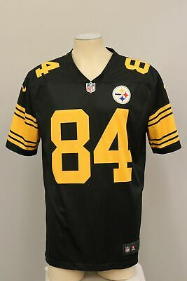 size 40 f0ee0 99b7d ANTONIO BROWN PITTSBURGH Steelers Unsigned Custom All-Sewn ...