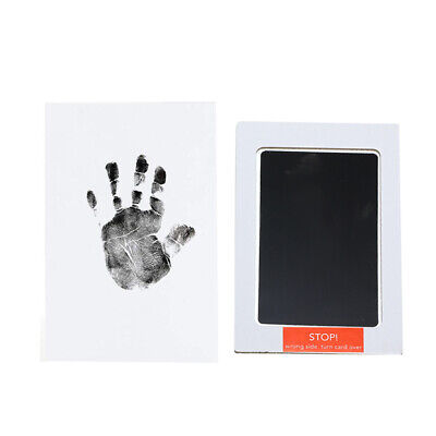 1Set Baby Handprint And Footprint Ink Pads Pet Paw Print Ink Kits For Baby & Pet