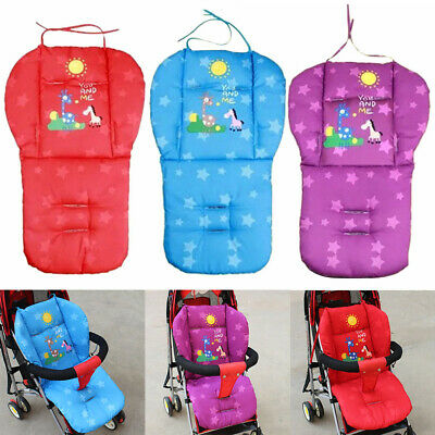 Ne_ Baby Carriage Cotton Pad Stroller Child Pushchair Mat Padding Seat Cushion