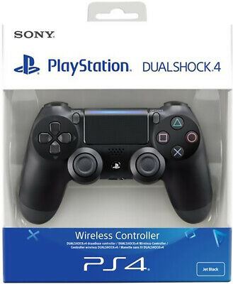 Controller Originale Sony Playstation 4 Ps4 Dualshock V2 Black Wireless Nuovo