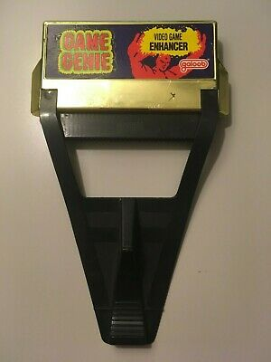 Game GENIE for Nintendo NES Galoob Video Game Enhancer Authentic CLEAN Tested