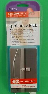 KidCo Appliance Lock Secure Stick Adhesive Mount