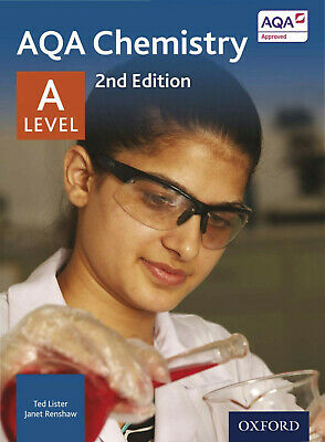 AQA Chemistry A Level Student Book AS/A2 Textbook PDF Version