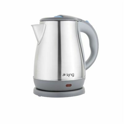 King Gonca K 680 Electric Water Heater Kettle King Stainless Steel Kettle 4 YEAR