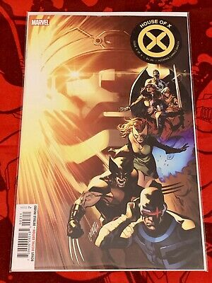 HOUSE OF X #3 Main Cover A Comic 1st Print Marvel NM/NM+ ~SEE PICTURES~