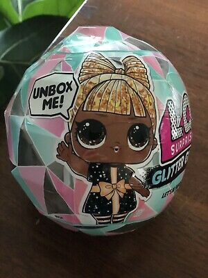 LOL Surprise Winter Disco Series Glitter Globe Doll New Ball SHIPS TODAY