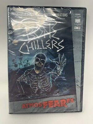 AtmosFEARfx Bone Chillers Digital Decorations