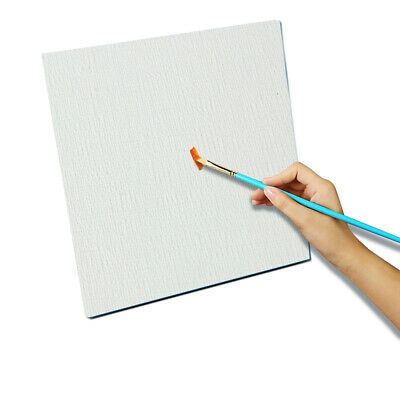 5x Blank Artist Stretched Canvases Art Large White Range Oil Acrylic Wood 50x60
