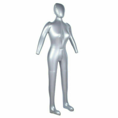 High quality Female Inflatable Model Dummy Full Body Mannequin Display 168 cm
