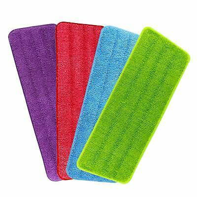 Spray Mop Water Spraying Floor Cleaner Marble Kitchen Micro Fibre Pads