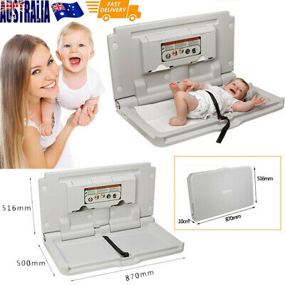 Baby Changing Station-Wall Mounted