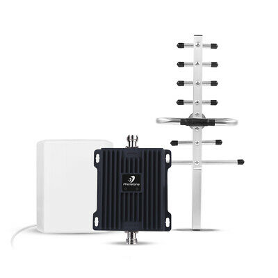 Mobile Phone Signal Booster Repeater Amplifier  2G 3G 4G LTE 850/1700/2100 MHz