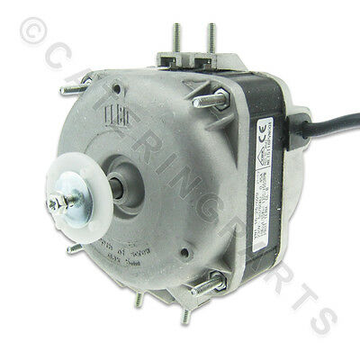 Motor030 Williams Condenser Fan Motor Elco 16W Refrigeration Fridge Freezer