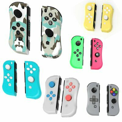 6 Colors Joy-Con Game Controllers Gamepad Joypad for Nintendo Switch Console UK