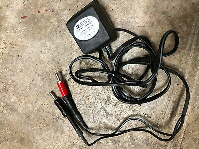 Vintage / Used SPECTRA Physics LASER LEVEL BATTERY CHARGER 2W -  salvaged