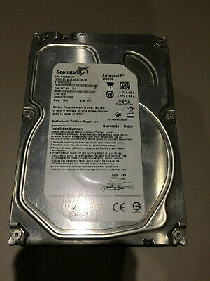 Seagate Barracuda ST2000DL003 2TB 2000GB SATA Internal Hard Drive 3.5""