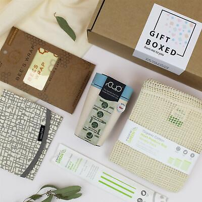 Gift Box - The one for the Eco Conscious - Eco Friendly Gift Set