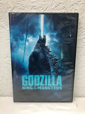 Godzilla: King of The Monsters DVD 2019 (Beware of Fake Rental Editions Sold)