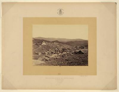 Photo:Gold Hill,Storey County,Nevada,NV,Mining/Mill Town,1867 3947