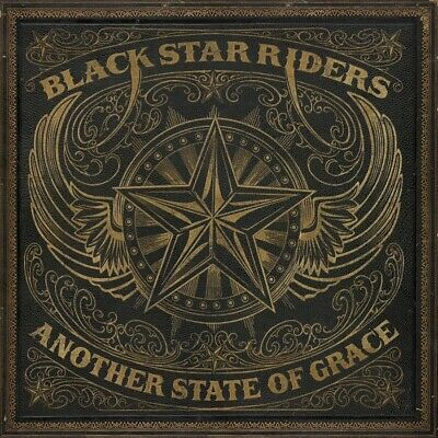 BLACK STAR RIDERS Another State Of Grace DIGIPAK CD (Hard Rock) ex. Thin Lizzy