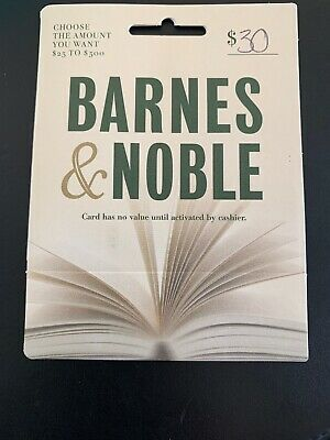 graphic about Barnes and Noble Printable Gift Card identify Present CARD $50 for Barnes Noble - $45.00 PicClick
