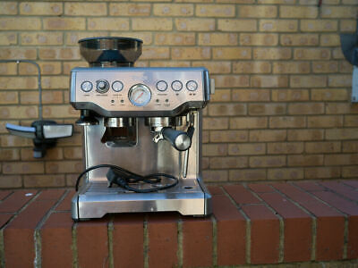SAGE The Barista Express 1850W Espresso Coffee Machine with Integrated Burr..