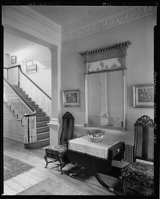 Montpelier,Manor House,stairs,mirrors,Laurel,Maryland,Architecture,South,1 2755
