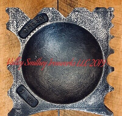 Blacksmith, Swage Block, Anvil, Forge,Tinsmith, Armorers,Tool by Valley Smithey+