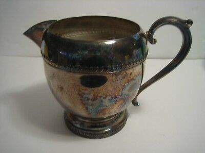 PITCHER, Silver-plated