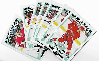 2019-20 O-pee-chee OPC hockey U Pick From List #501-600 Rookies Checklists ++