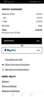 Adidas website discount code - 20% off outlet and 25% off full price items