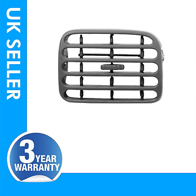 FOR RENAULT Clio MK2 air center grill grey - air ventilation grill / left side