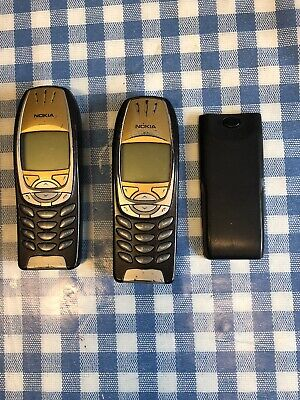 Nokia 6310i mobiles +2 And A Spare Battery