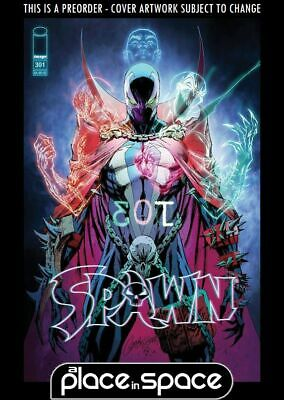 (Wk40) Spawn #301O - Js Campbell Variant - Preorder 2Nd Oct