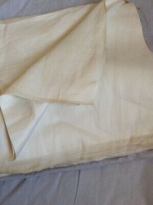 ☘️  Antique Rare Find New  Irish Lawn Linen Fabric From Northern Ireland ☘️