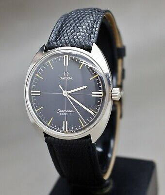Omega Seamaster Cosmic, ref. 135.017, cal. 601 hand winding fully serviced, 1967